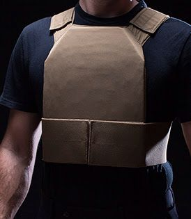 First Spear slick plate carrier