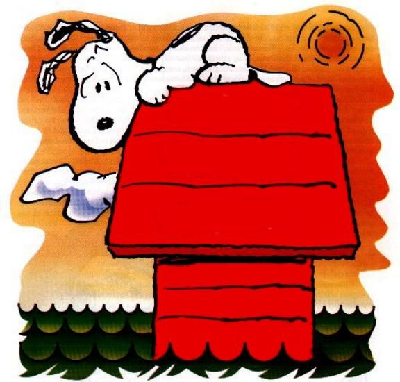 25 best ideas about snoopy clip art on pinterest happy - Free snoopy images ...