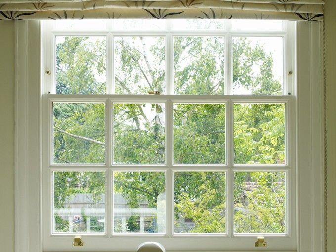 16 Pain Sash Window