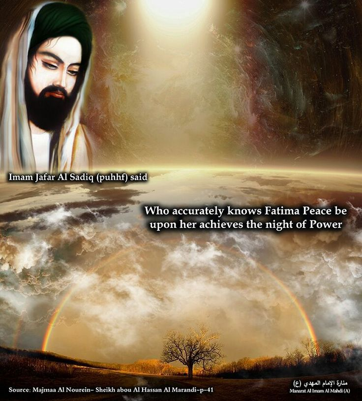 Imam Jafar Al Sadiq said (2)