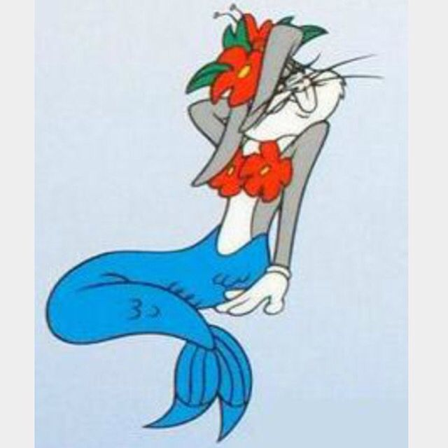 Bugs bunny as a mermaid mermaids and female pirates bugs bunny mermaid pirate woman - Bugs bunny pirate ...