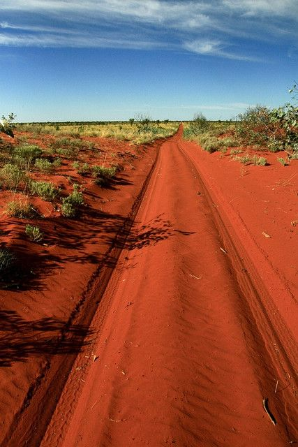 Tanami Desert Track, Northern Territory, Australia.   http://blog.favoroute.com/top-10-eco-travel-hotels/