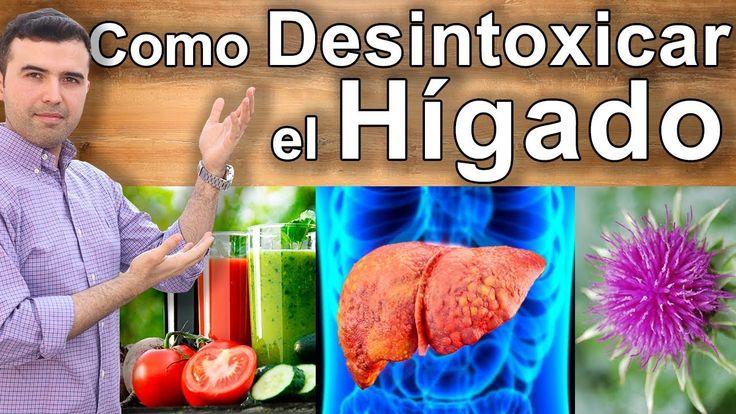Como Desintoxicar El Hígado - Limpia Tu Hígado De Forma ...