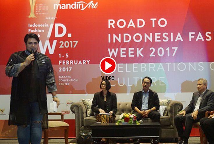Video:+Indonesia+Fashion+Week+2017+Hadirkan+200+Perancang+Busana