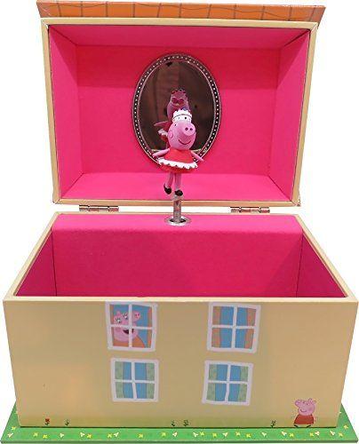 Peppa Pig Jewellery Box