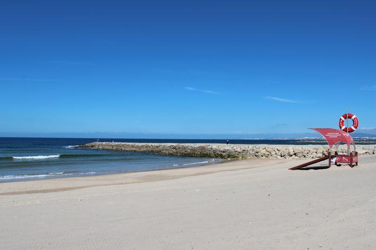Caparica beach - near Lisbon