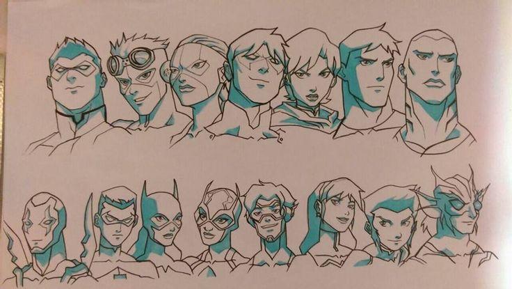The originals + the newbs.