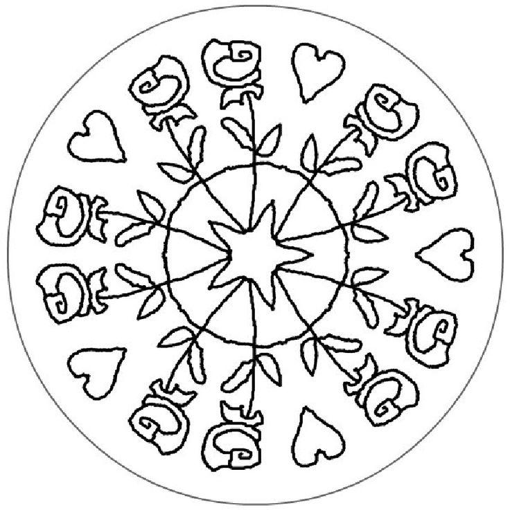 Mandala de Sant Jordi
