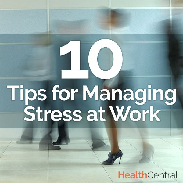 25+ best ideas about Managing stress at work on Pinterest | Stress ...
