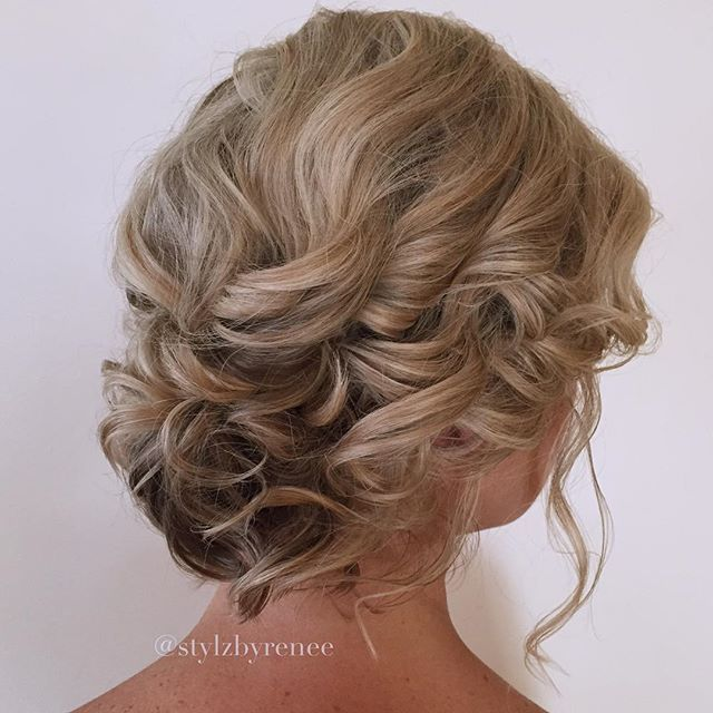 Awe Inspiring 1000 Ideas About Short Hair Bridesmaid On Pinterest Side Bun Hairstyles For Men Maxibearus