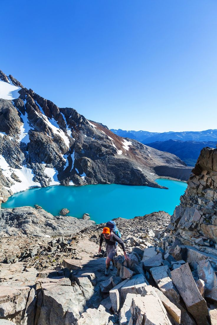 Check out the top Patagonia hiking and camping adventures for your trip to the beautiful region in Argentina!