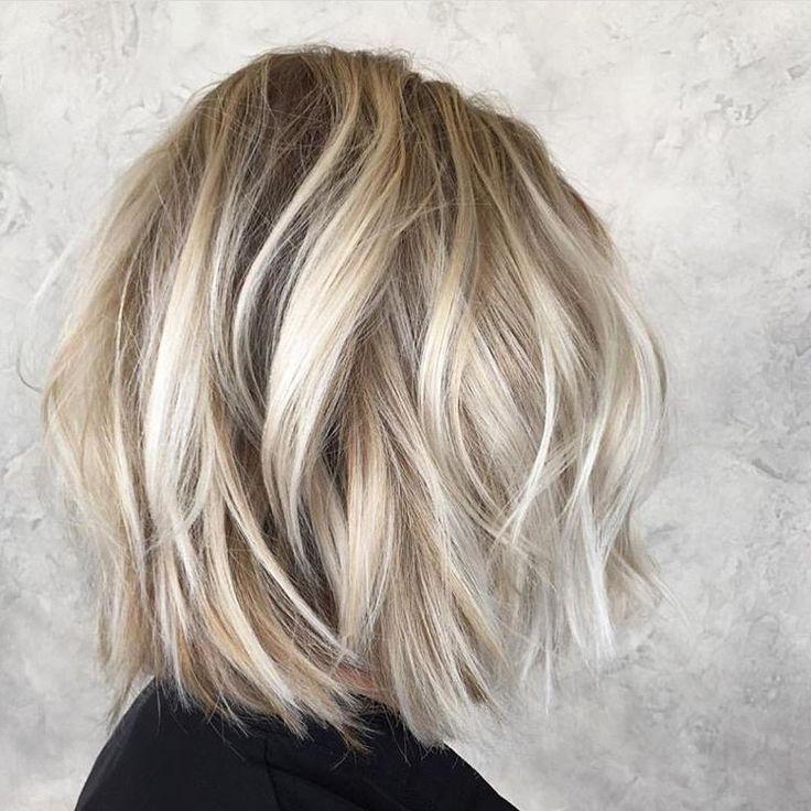 Textured Blonde For Summer Em 2020 Loiro Curto Hair Hair Ideias De Cabelo Loiro