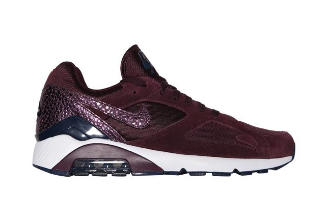 NIKE AIR MAX 180 (BURGUNDY SAFARI) | Sneaker Freaker