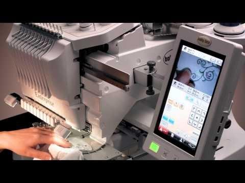 babylock embroidery machine 10 needle