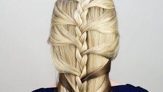 Interesting braid.
