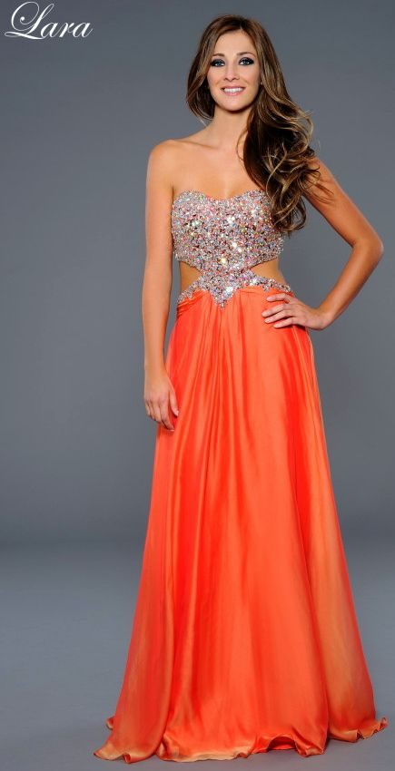 Prom DressesEvening Dresses by LARA DESIGN21912Neon Nights!