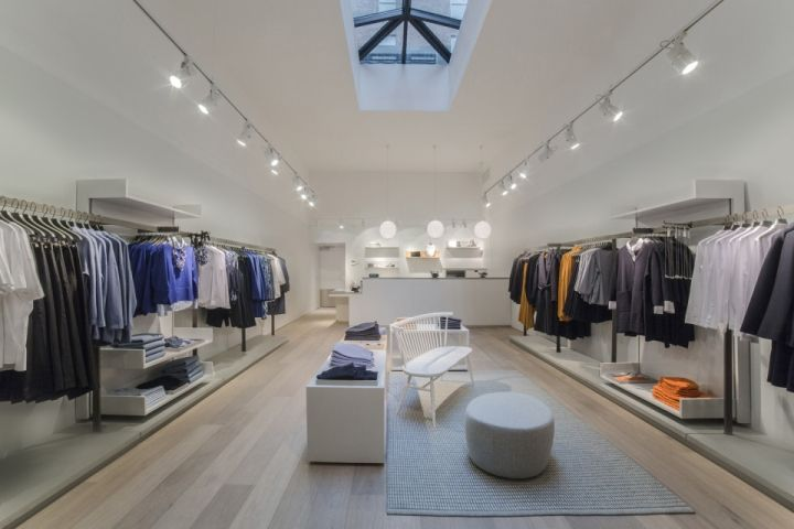 COS flagship store, New York City fashion