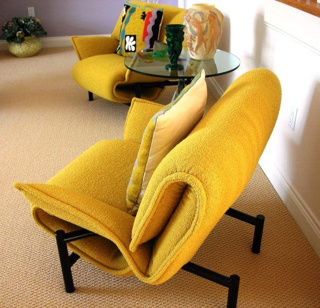 Veranda Chairs, Vico Magistretti