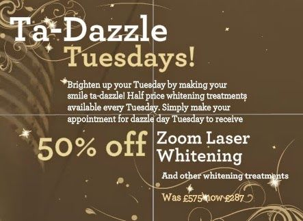 Enjoy a radiant smile and more youthful appearance in less than 1 hour using our Zoom Laser Whitening treatment. Get the star treatment as you sit back and relax with your favourite film whilst this cutting edge treatment gets to work. Zoom Laser Whitening provides you not only with an instant hit of self confidence but will leave you wanting to flash that beautiful smile to the whole world.