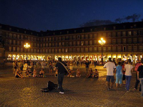 noches de verano.... @Madrid