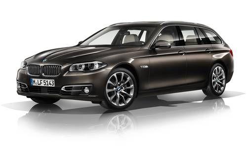 #BMW #5erTouring. Eleganz trifft Flexibilität.