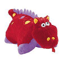 Pillow Pets 18 inch - Fiery Dragon  Order at http://amzn.com/dp/B0052XPXEI/?tag=trendjogja-20