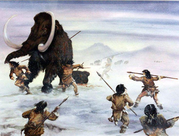 Nómadas desde Mongolia hasta los aztecas.