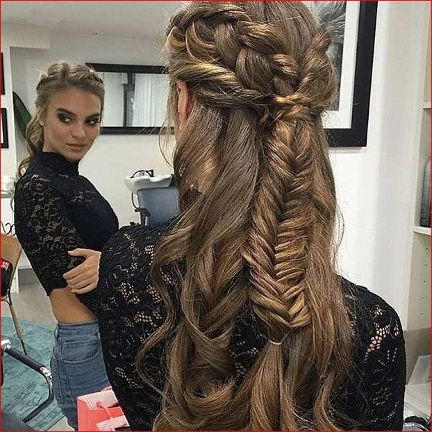 Elegant Cute Hairstyles For Prom Youtube Ideas Of Hair Down Prom Best Wedding Hair Styles Cute Prom Hairstyles Hair Styles Braided Hairstyles For Wedding