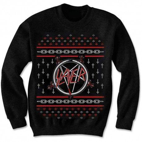Bluza Slayer: Pentagram Holiday