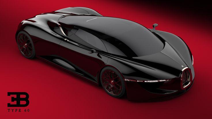 Bugatti Type 60 by Vaughan Ling. Magnifique concept du jeune designer Vaughan Ling.Découvrez tous les détails de cette superbe Hypercar en images dans la suite!  Vaughan Ling http://www.heavypoly.com/ http://vaughanling.tumblr.com/