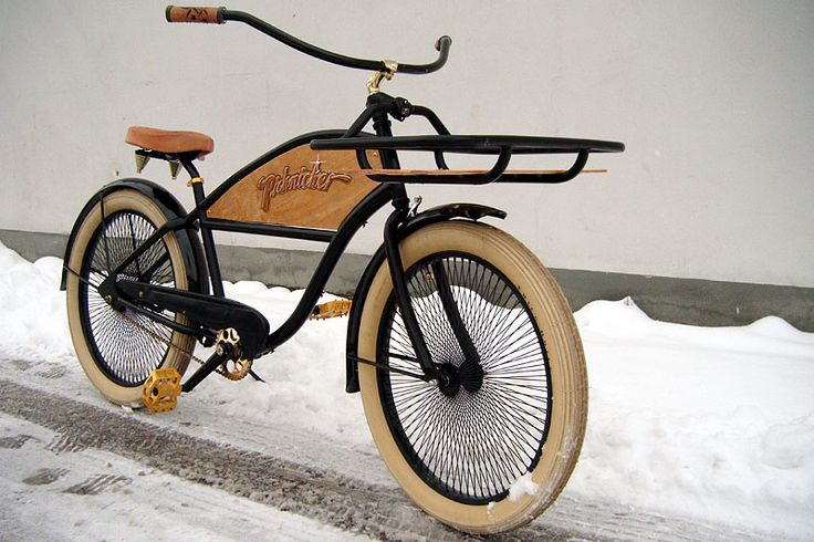 """Electra Bicycle Pics   Page 20   Rat Rod Bikes   Electra RatRod converted to """"The Picknicker"""""""