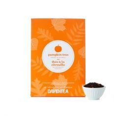 Pumpkin Teas