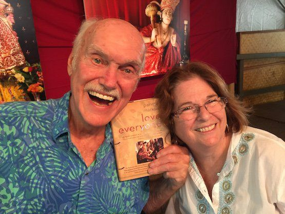 Check out our latest Walk the Talk Show sit down with authors Larry Brilliant and Parvati Markus.