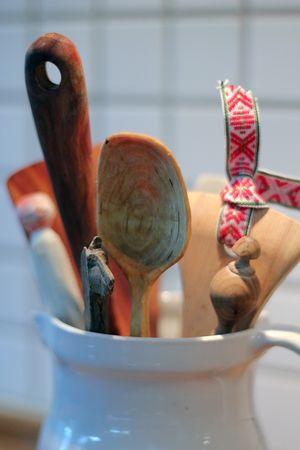 #2 Tälj giftfria köksredskap — Slöjd Håller