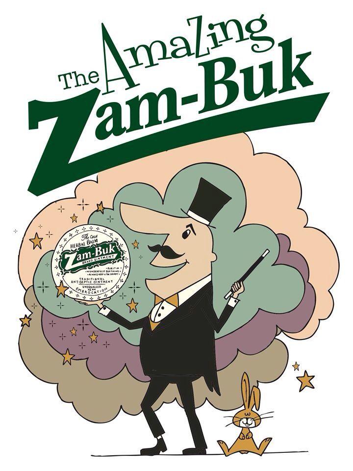 Zam-Buk Advertisement - Magic