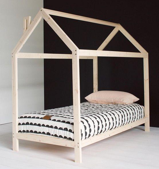 17 mejores ideas sobre marcos de cama negros en pinterest - Camas infantiles originales ...