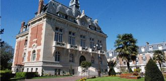 Mairie du Raincy in Le Raincy, Île-de-France