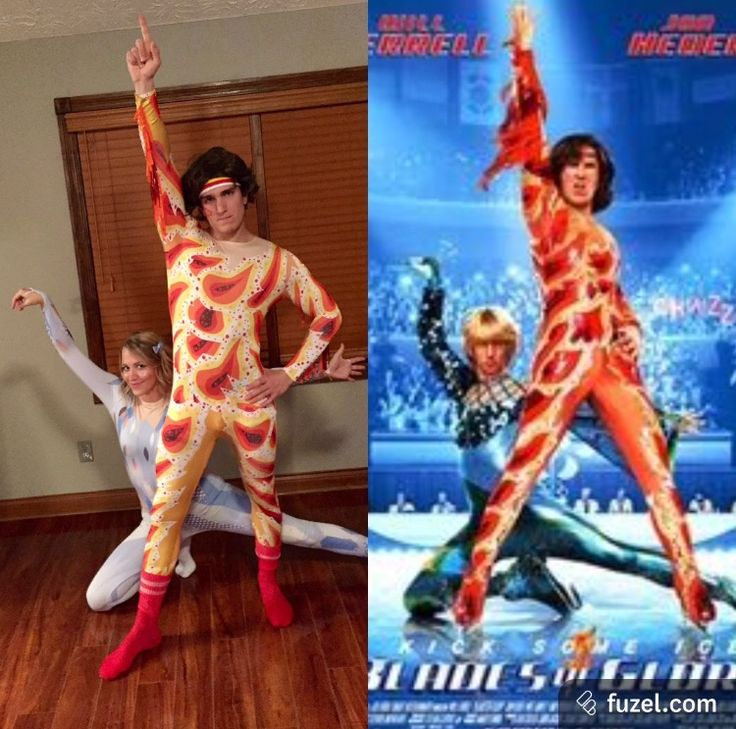 blades of glory costumes - photo #13