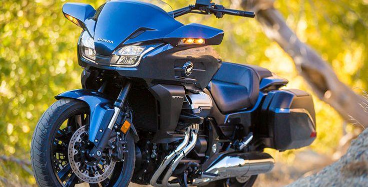 2014 CTX1300 Overview - Honda Powersports