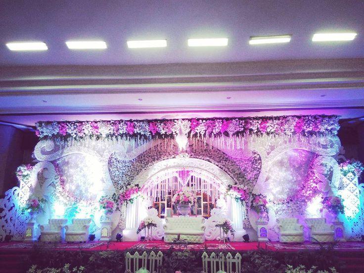 Dekorasi Wedding Pernikahan Modern Mewah Terbaru