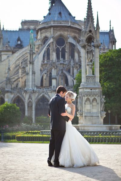 real life wedding paris  © One and Only Photography Paris