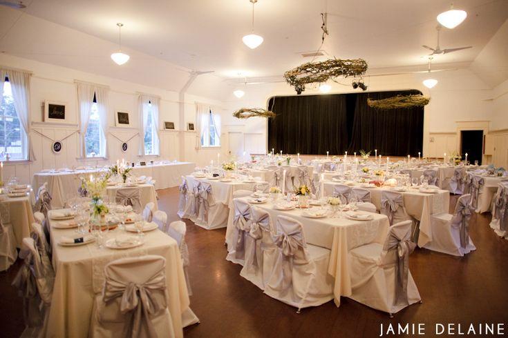 Fort Langley Hall Reception Venue
