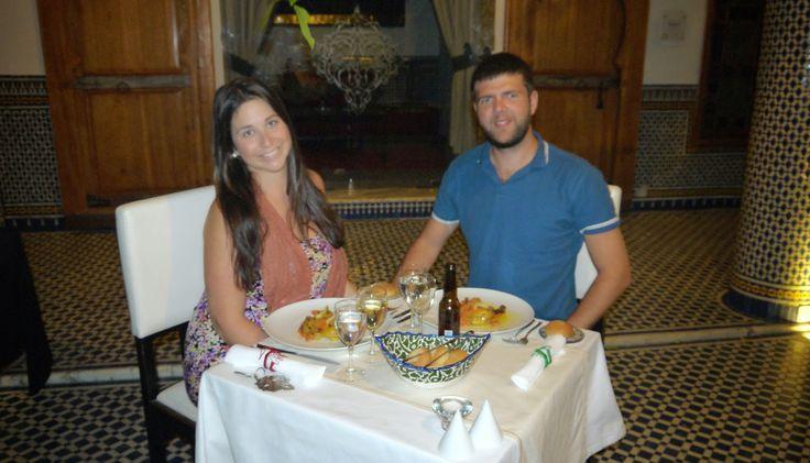 The Aussie Flashpacker: Luxury Hotel Review: Palais Amani, Fez, Morocco.