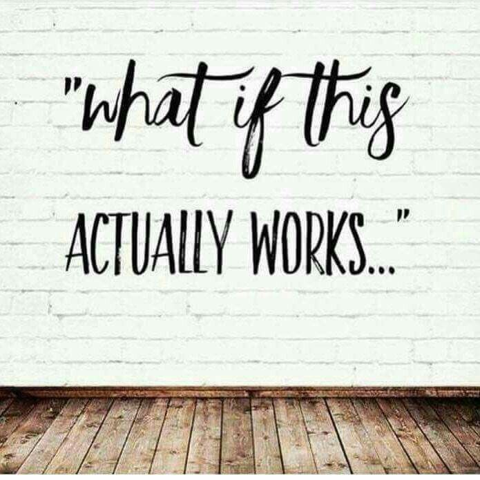 "Want to just ""TRY"" IT⁉ TRIAL DISTRIBUTORS WANTED I am willing to work with 5️ people who want to test the waters of being a distributor with It Works! If it's not for you....you can stop ❌ at anytime! NO risk, NO long term commitment! Super small start up and potential million dollar return! MESSAGE ME if you are ready to say YES!! I cant wait to HELP YOU too! Or reach me on my website www.kenziestapleswraps.myitworks.com"