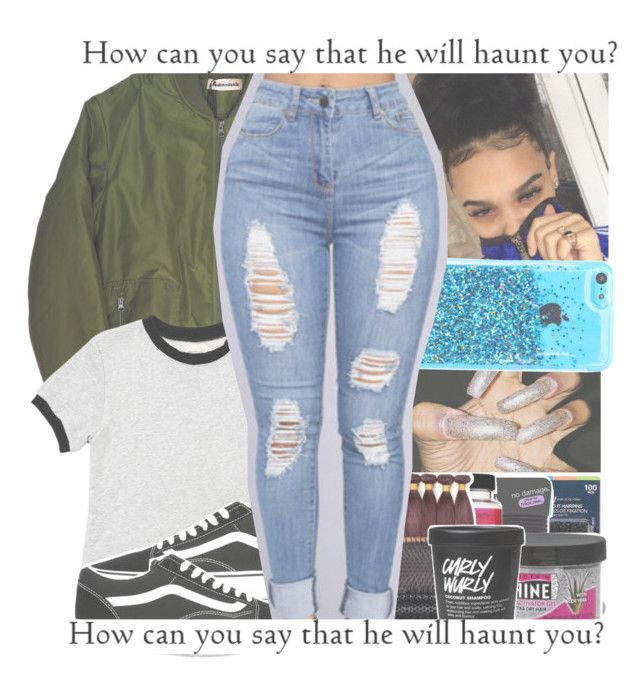 """""""✨G Eazy ft. DJ Carnage x Buddha✨"""" by geazybxtch24 ❤ liked on Polyvore featuring Custommade and Vans"""
