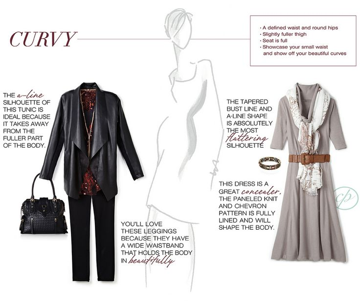 Fall dressing for your shape. Tips from Cleo, and stylist Lynn Spence.