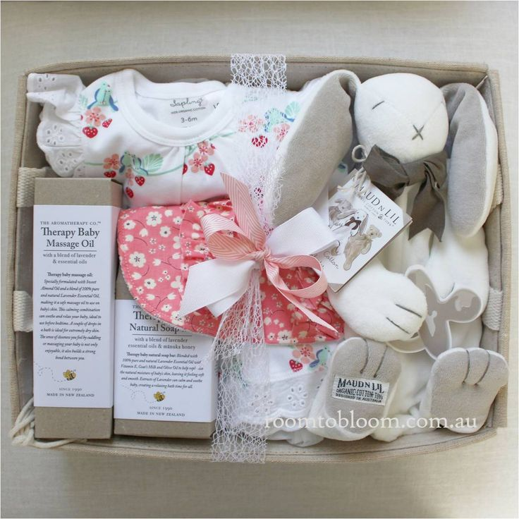 Room to Bloom Fruits of the Forest Baby Gift Hamper (SOLD)