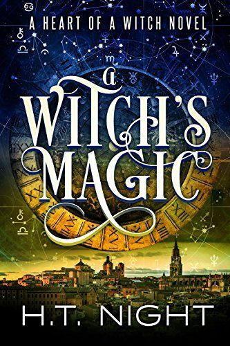 A Witch's Magic (Heart of a Witch Book 2) by H.T. Night, http://www.amazon.com/dp/B00NAHD8P4/ref=cm_sw_r_pi_dp_XdlEub13V1H5Y