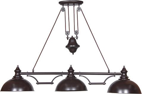 Billiard Light by Alexander and Pearl