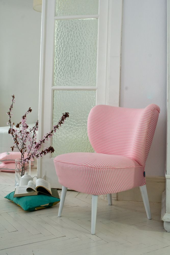 "Vintage Chair 60's  ""Pinkie Pie"""
